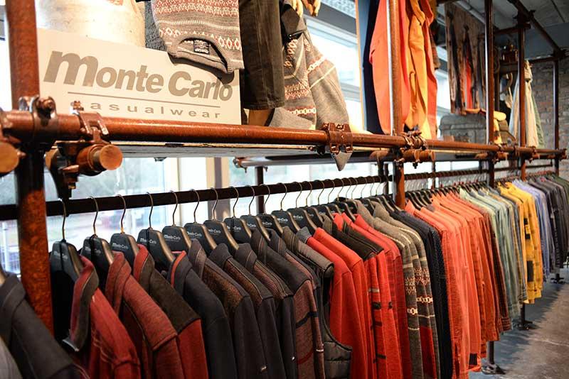 Mode Monte Carlo – Casualwear